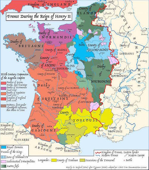 Map of France in the Twelfth Century Kingdom Of France Map on democratic republic of the congo map, kingdom of burgundy map, zulu kingdom map, visigothic kingdom map, war of the spanish succession map, ayutthaya kingdom map, empire of japan map, kingdom of france flag, france on world map, kingdom of france 1789, province of georgia map, vichy france map, russian kingdom map, union of soviet socialist republics map, the kingdom of franks map, frankish kingdom map, kingdom of denmark map, duchy of burgundy map, confederation of the rhine map, grand duchy of tuscany map,