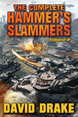 The Complete Hammer's Slammers: Volume 2