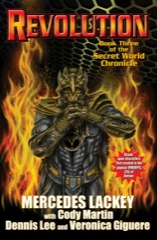 Revolution: Book Three of the Secret World Chronicle
