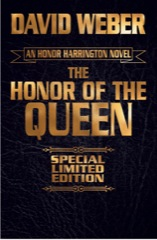 The Honor of the Queen, Signed Leatherbound Edition