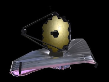 Conceptual Image of the James Webb Space Telescope