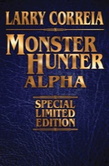 Monster Hunter Alpha - Special Limited Edition