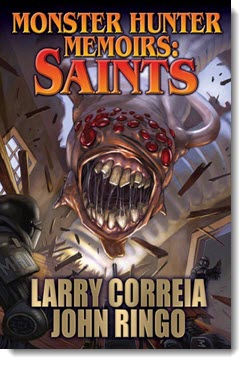 Monster Hunter Memoirs: Saints - eARC by Larry Correia and John