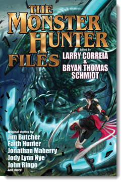 The Monster Hunter Files - eARC by Larry Correia and Bryan Thomas