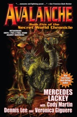 Avalanche: Book Five of the Secret World Chronicle