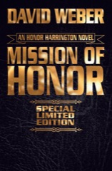 Mission of Honor - Special Limited Edition