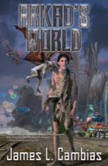 Arkad's World - eARC