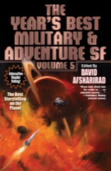 The Year's Best Military and Adventure SF, Volume 5 - eARC