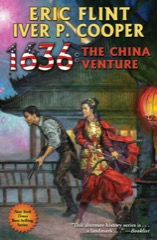 1636: The China Venture - eARC
