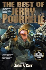 The Best of Jerry Pournelle - eARC