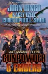 Gunpowder & Embers - eARC