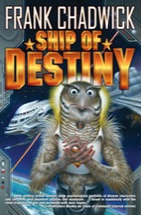 Ship of Destiny - eARC