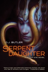 Serpent Daughter - eARC