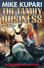 The Family Business -eARC