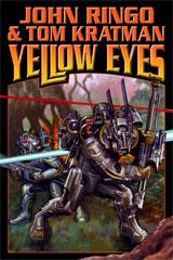 Yellow Eyes - eARC