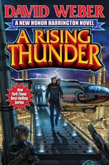 A Rising Thunder - eARC
