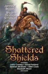 Shattered Shields - eARC