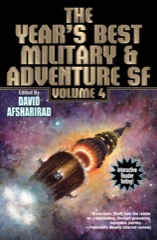 The Year's Best Military and Adventure SF, Volume 4 - eARC