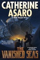 The Vanished Seas - eARC