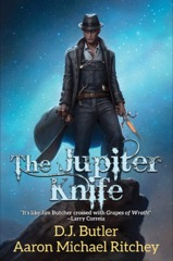 The Jupiter Knife - eARC