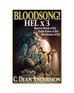 Bloodsong! Hel X 3