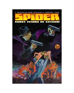 The Spider: Robot Titans of Gotham