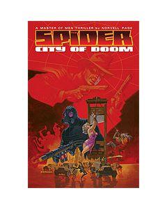 The Spider: City of Doom