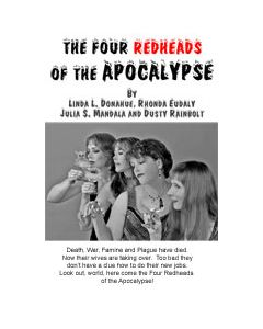 The Four Redheads of the Apocalypse