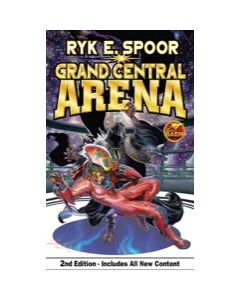 Grand Central Arena, Second Edition