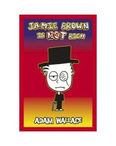 Jamie Brown is NOT Rich
