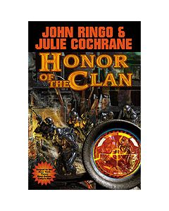 Honor of the Clan - eARC