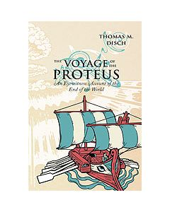 The Voyage of the Proteus - eARC