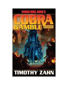 Cobra Gamble: Cobra War Book III - eARC