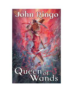 Queen of Wands - eARC