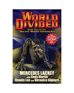 World Divided: Book Two of the Secret World Chronicle - eARC