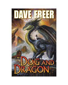 Dog and Dragon - eARC