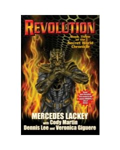 Revolution: Book Three of the Secret World Chronicle - eARC