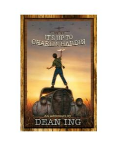 It's Up to Charlie Hardin - eARC