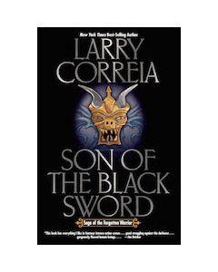 Son of the Black Sword - eARC
