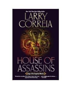 House of Assassins - eARC