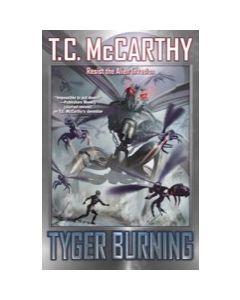 Tyger Burning - eARC